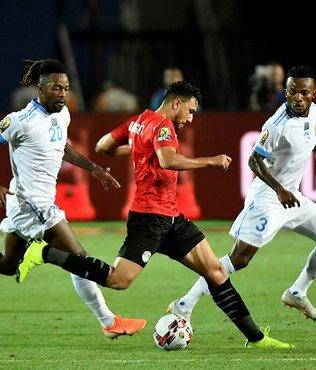 Mısır 2-0 Demokratik Kongo