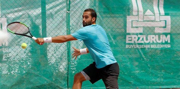 Türk tenisçi Anıl Yüksel finale yükseldi