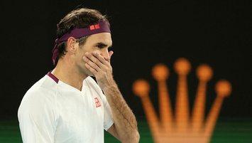 Federer'den kötü haber! Avustralya Açık'a katılmayacak