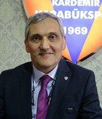 Kardemir Karabükspor'da kayyum süreci
