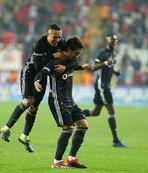 Süper Lig'in ağası Visca!