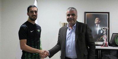 Akhisar Belediyespor'da 2 transfer