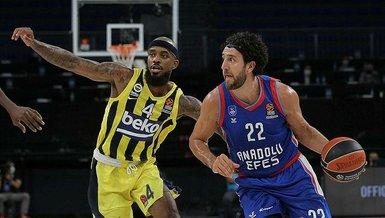Fenerbahçe Beko - Anadolu Efes: 74-106   MAÇ SONUCU - ÖZET İZLE