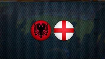 Arnavutluk - İngiltere maçı saat kaçta, hangi kanalda?