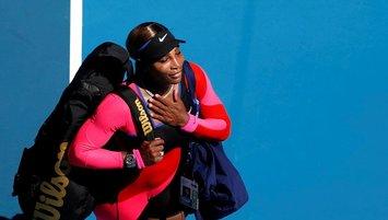 Serena Williams grand slam kazanmadan tenisi bırakmayı düşünmüyor