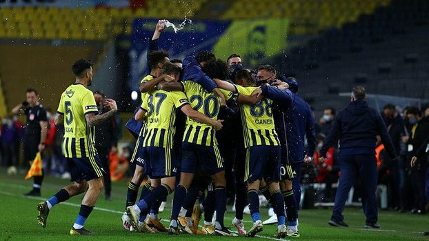 What kind of year did Fenerbahçe spend?  #