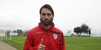 Yunan futbolcu Türkiye'de olmaktan mutlu