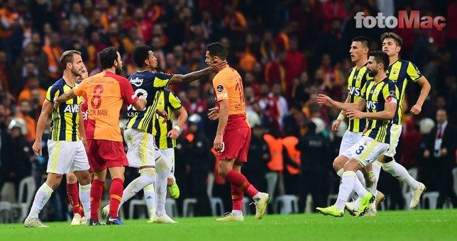 Galatasaray Fenerbahçe'yi 2-1 yener!