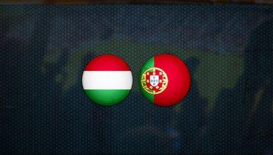 Macaristan - Portekiz EURO 2020 maçı ne zaman? Saat kaçta ve hangi kanalda canlı yayınlanacak? | EURO 2020 Avrupa Şampiyonası