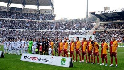 Beşiktaş - Galatasaray  Süper Toto Süper Lig 31. hafta