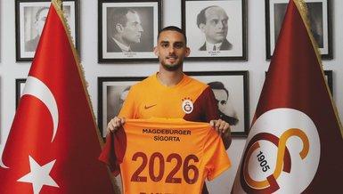 Son dakika transfer haberi: Galatasaray Berkan Kutlu transferini KAP'a bildirdi!