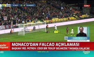 Monaco'dan Falcao açıklaması!