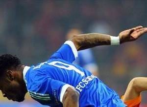 Kare kare Schalke maçı