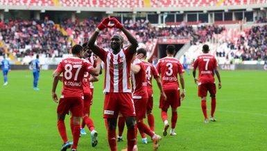 Sivasspor 2-0  Kasımpaşa | MAÇ SONUCU