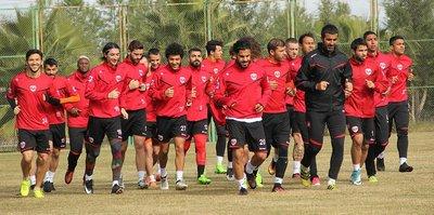 Adanaspor, Samsunspor maçı hazırlıklarına başladı
