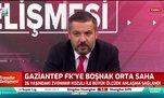 Gaziantep FK'ye Boşnak orta saha!