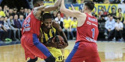 Fenerbahçe son topta yıkıldı