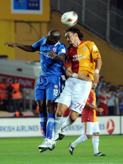 Galatasaray - İstanbul BŞB (Spor Toto Süper Lig 6. hafta mücadelesi)