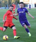 Beşiktaş'tan gollü prova