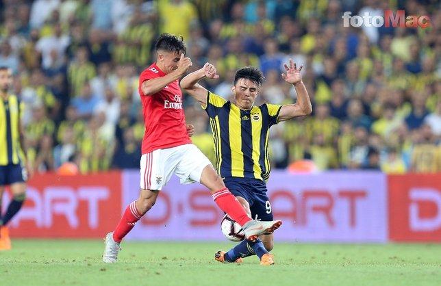 Eljif Elmas bombası! Galatasaray...