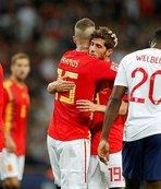İspanya İngiltere'yi 2-1 mağlup etti