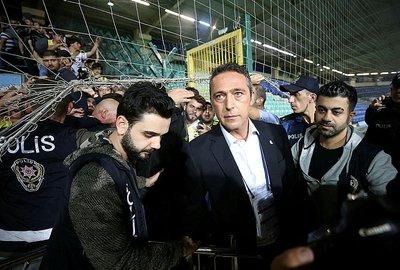 Ali Koç: Volkan Demirel bana saygısızlık yaptı