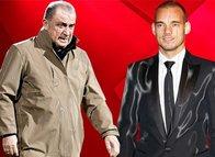 Son dakika: Fatih Terim son noktayı koydu! Galatasaray ve Sneijder...