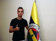 """Fenerbahçe'nin yeni transferi Barış Alıcı: """"Örnek olacağım!"""""""