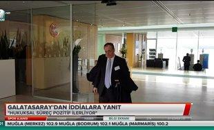 Galatasaray'dan 'men' açıklaması