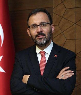 Bakan Kasapoğlu'ndan Süleyman Atlı'ya tebrik mesajı