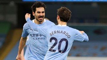 Manchester City zirveye çok yaklaştı!