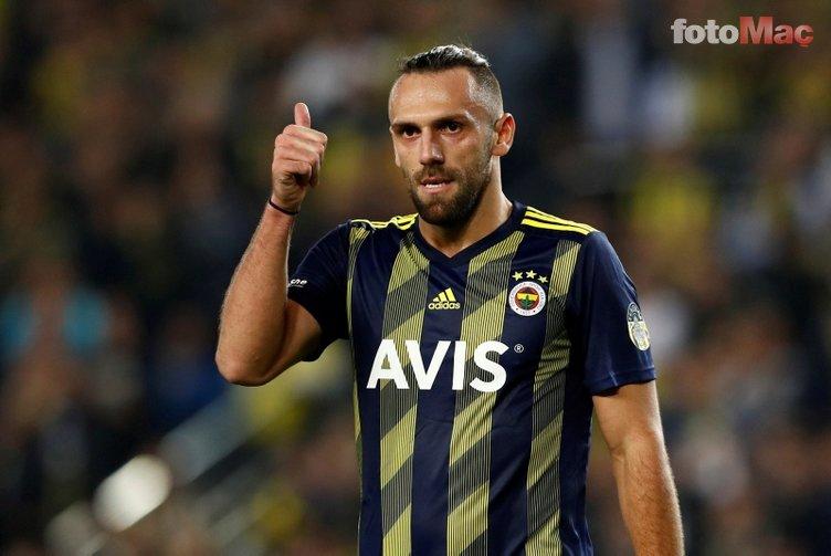 Fenerbahçe'de Vedat Muriqi yeniden gündemde