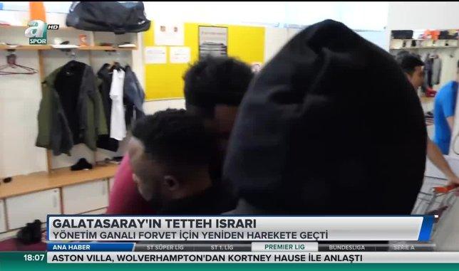 Galatasaray'ın Tetteh ısrarı | Video