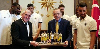 Udoh'tan Cumhurbaşkanı Erdoğan'a övgü