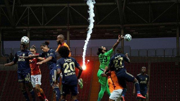 PFDK'dan Galatasaray'a para cezası! #