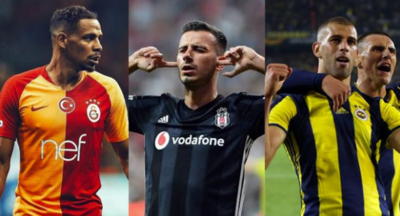 Süper Ligin en değerli futbolcu listesi güncellendi!