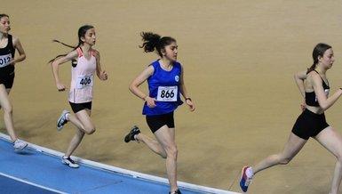 İzmit Belediyesporlu atletler İstanbul'da piste çıktı