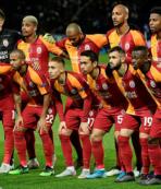 Galatasaray kafilesi İstanbul'a döndü