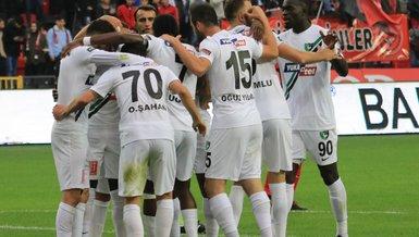 Gaziantep FK 1-2 Yukatel Denizlispor | MAÇ SONUCU