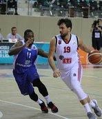 Eskişehir Basket'te hedef play-off