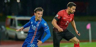 İzlandalı milli oyuncu Elazığspor'un vazgeçilmezi oldu