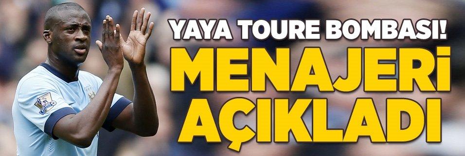 """Yaya Toure'nin menajeri açıkladı: """"Türkiye'den..."""""""