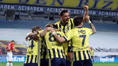 Fenerbahçe Kadıköy'de Kasımpaşa'ya kaybetmiyor