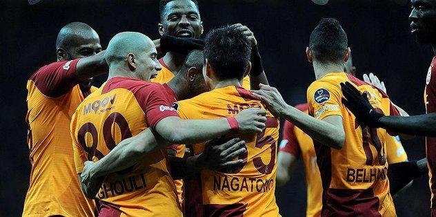 Galatasaray 3-1 Kayserispor | MAÇ SONUCU