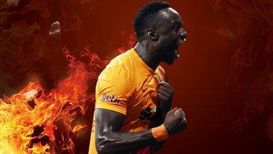 SON DAKİKA GALATASARAY HABERİ - Kayserispor-Galatasaray maçının ardından Mbaye Diagne'den paylaşım!