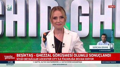 Beşiktaş Ghezzal ile anlaştı! Leicester ile görüşmeler sürüyor