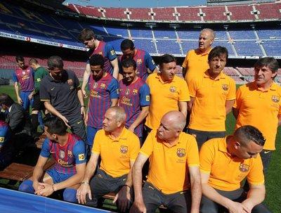 Barcelona kuliste!