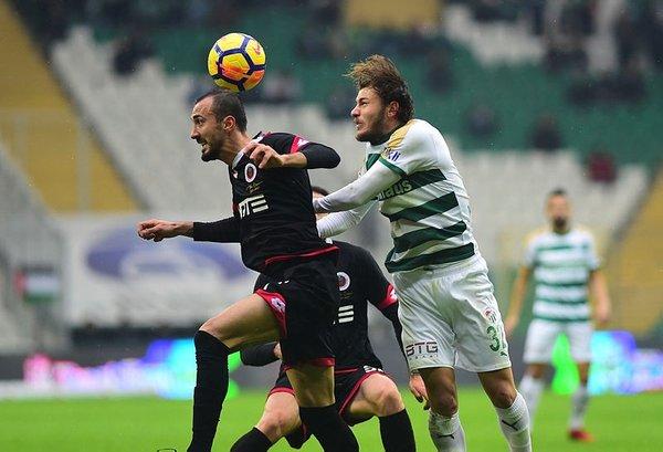 Bursaspor-Gençlerbirliği (23 Aralık)