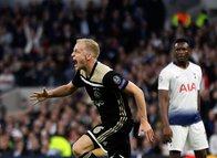 Tottenham - Ajax maçından kareler