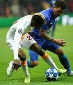 Schalke'den Galatasaray'a mesaj
